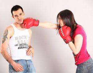 la boxe un sport de combat pour filles et garçons